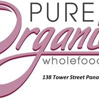 Pure Organics Whole Food House