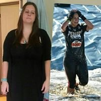 Danielle Weight loss Personal Training Sussex