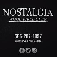 Nostalgia Wood Fired Oven