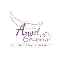 Angel Gowns for Australian Angel Babies Inc.