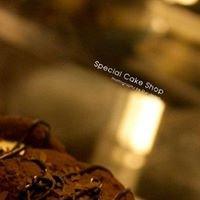 Special cake shop