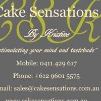 Cake Sensations by Kristine