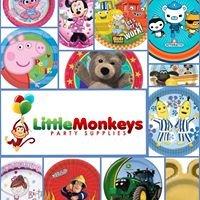 Little Monkeys Party Supplies