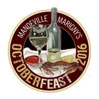 Mandeville Marigny Octoberfeast