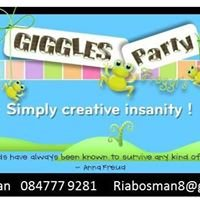Giggles Party Froggi's
