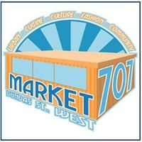 Market 707 - Toronto's First Shipping Container Market
