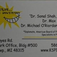 Kids Smiles Pediatric Dentistry Shelby Township