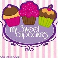 My sweet cupcakes