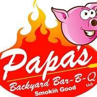 Papas Backyard BBQ Slidell