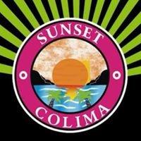 Sunset Colima