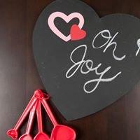 Oh Joy a Cake Pop Production