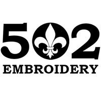 502 Embroidery