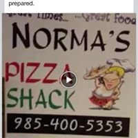 Norma's pizza shack