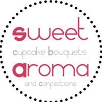 Sweet Aroma Cupcake Bouquets and Confections