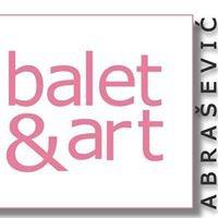 Balet Art Abrašević -  škola baleta