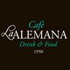 Café La Alemana. Drink & Food