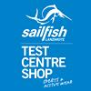 Sailfish Test Centre Shop