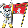 Hubsis Kinder-Club der Skischule Reith bei Kitzbühel