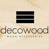 Decowood- Mobiliario Ecológico