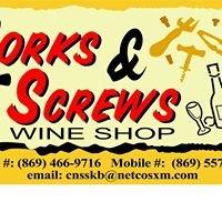Corks & Screws St. Kitts