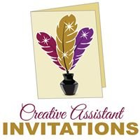 Creative Assistant Invitations