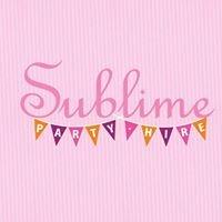 Sublime party hire