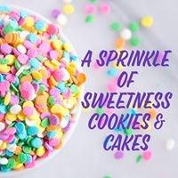 A Sprinkle of Sweetness Cookies & Cakes