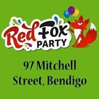 Red Fox Party & Bake Boss Bendigo
