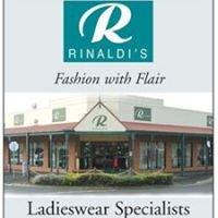 Rinaldi's Fashions.