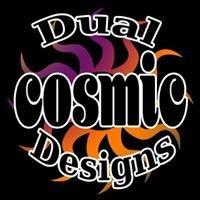Dual Cosmic Designs