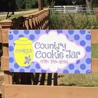 The Country Cookie Jar - Geri Kent