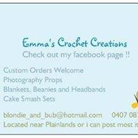Emma's Crochet Creations