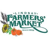 Lindsay Farmers' Market. Since 1859.
