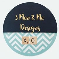 3 Men and Me Designs
