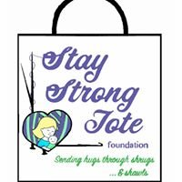 Stay Strong Tote foundation