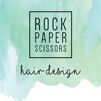Rock Paper Scissors Hair Design