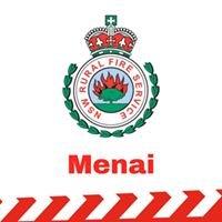Menai Bushfire Brigade. NSW Rural Fire Service.