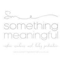 Something Meaningful - Maternity, Newborn & Baby Photography