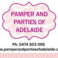 Pamper and Parties of Adelaide