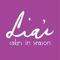 Lia's Cakes in Season