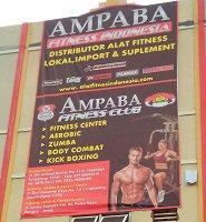 AMPABA FITNESS INDONESIA