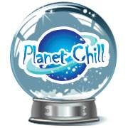 Planet Chill Ice-Skating Rink
