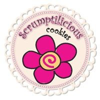 Scrumptilicious Cookies by Sam