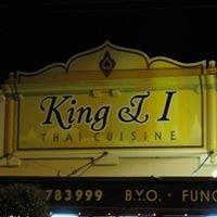 King and I Thai Cuisine, Perth