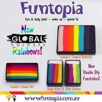 Funtopia Face Painting, Entertainment & Supply