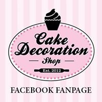 Cake Decoration Shop