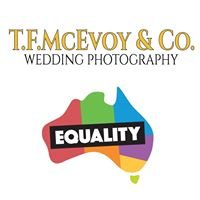 T.F.McEvoy & Co Wedding Photography
