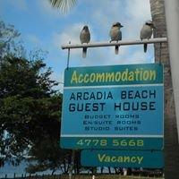 Arcadia Beach Guest House and Car Hire