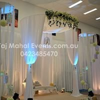 Taj Mahal Events