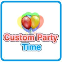 Custom Party Time